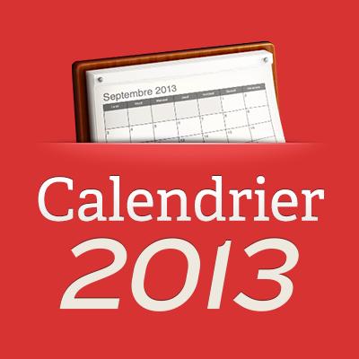 Logo officiel © Calendrier2013.net